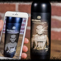 Este vino está dedicado a los convictos que fundaron Australia (y los conocerás por la realidad aumentada)