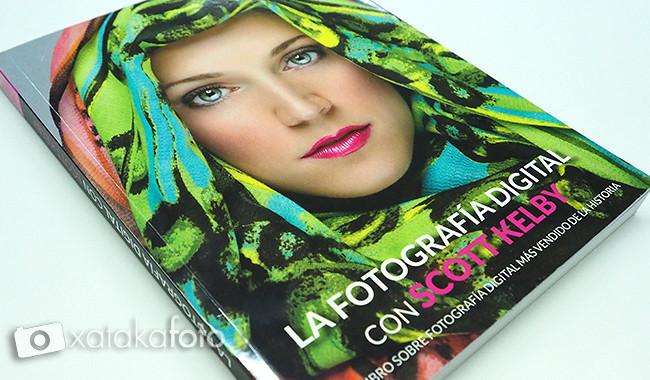 La fotografía digital con Scott Kelby, un libro completo para iniciarse en la fotografía actual