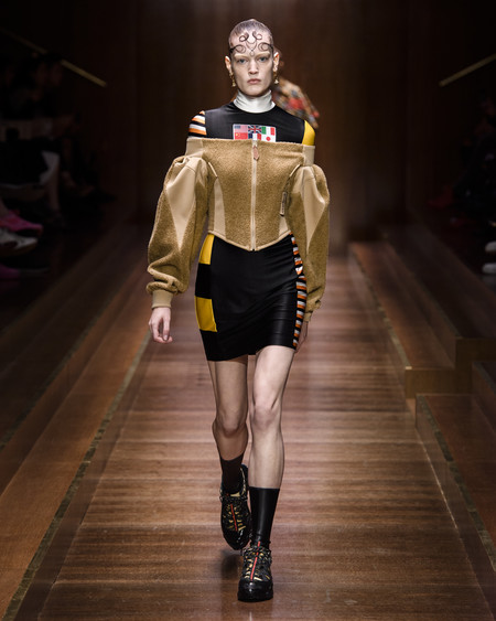 Burberry Autumn Winter 2019 Collection Look 13