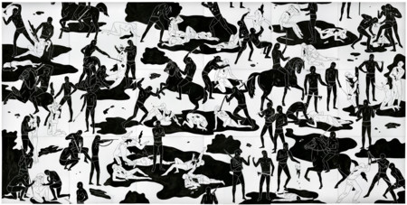 La obra de Cleon Peterson