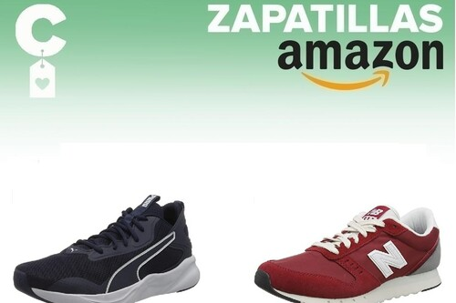 Chollos en tallas sueltas de zapatillas Puma, Nike, New Balance o Under Armour por menos de 40 euros en Amazon