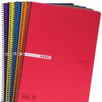 Pack 5 cuadernos espiral por sólo 8,25 euros (1,65 euros la unidad) en Amazon