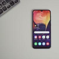 Samsung Galaxy A50, el nuevo gama media que pelea con Xiaomi y Huawei, por 243 euros con este cupón