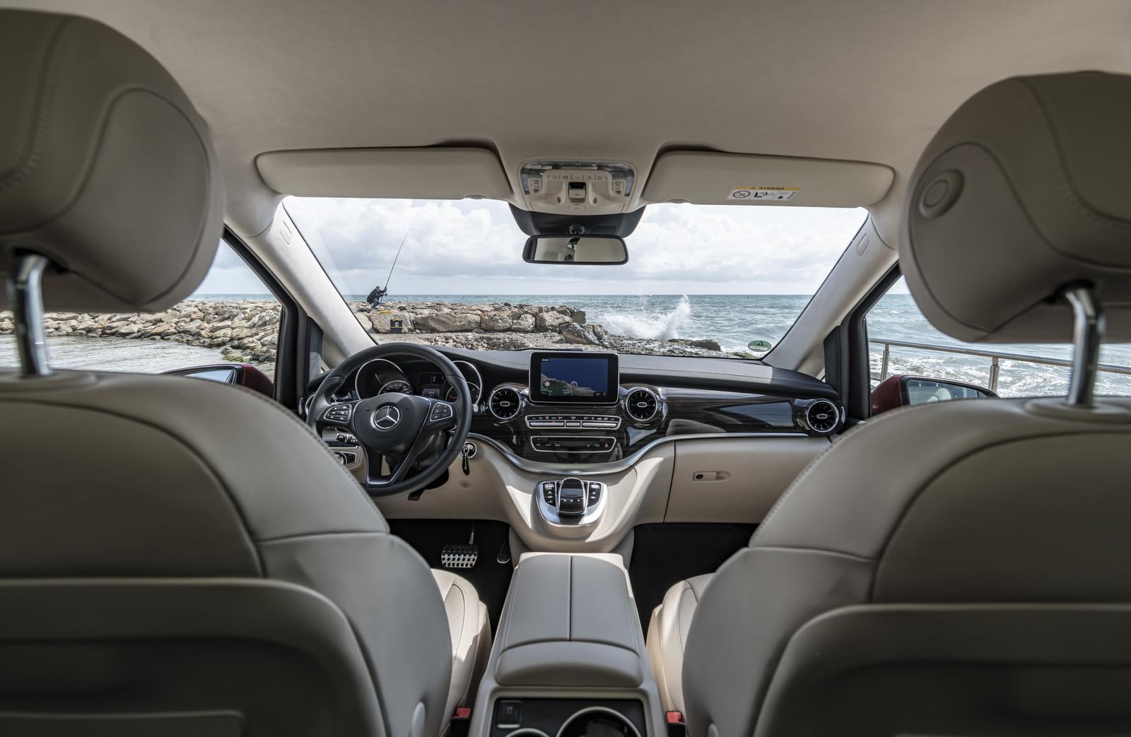 Foto de Mercedes-Benz Clase V 2019 (80/92)