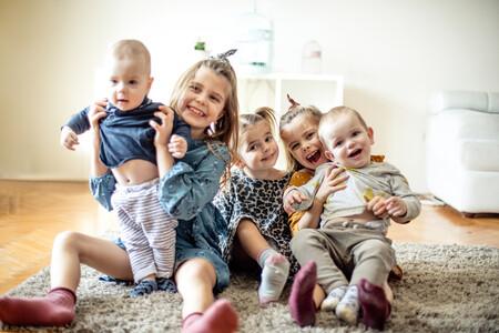 El Gobierno quiere que para ser familia numerosa se tenga en cuenta la renta y no solo el número de hijos