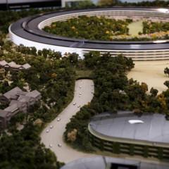 Foto 15 de 22 de la galería maqueta-del-campus-2-de-apple en Applesfera