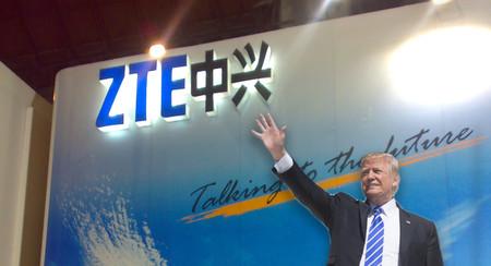 Estados Unidos da un mes de plazo a ZTE para que ponga en orden sus operaciones