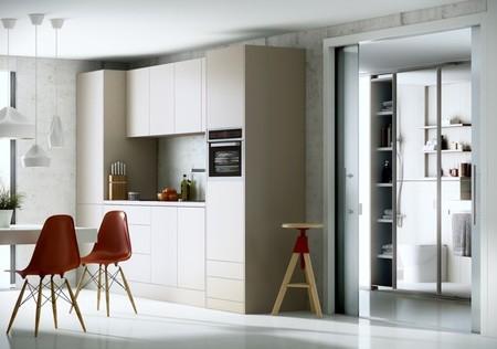 De los creadores del baño sin obras, llega la cocina para micro-viviendas