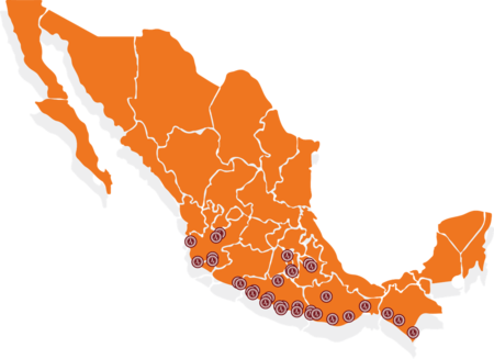 Mapa Sensores