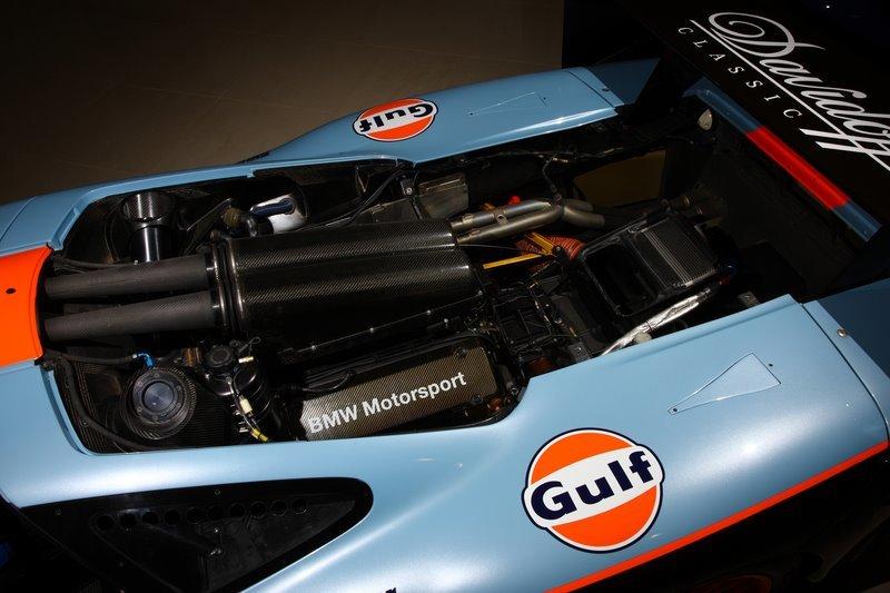 Foto de McLaren F1 GTR Long Tail (8/9)