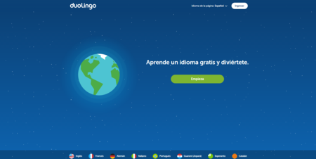 Duolingo Aprende Ingles Frances Y Otros Idiomas Gratis