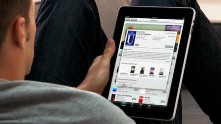 Tienda del iPad