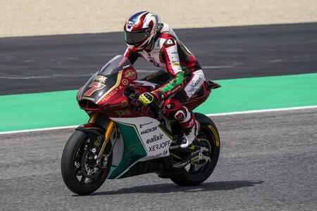 Baldasarri Italia Moto2 2021