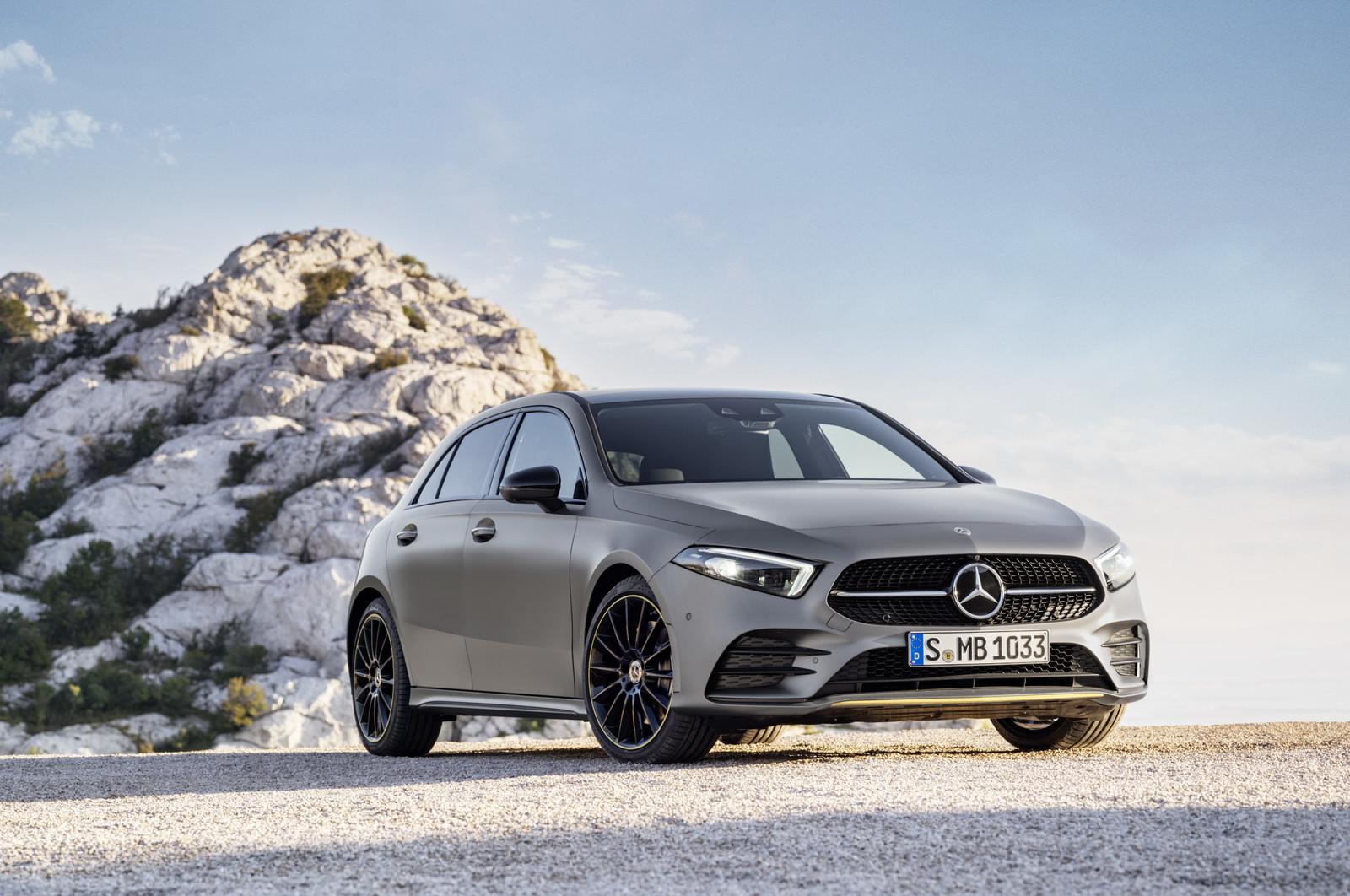 Foto de Mercedes-Benz Clase A 2018 (40/139)