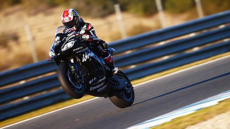 Jonathan Rea Test Jerez