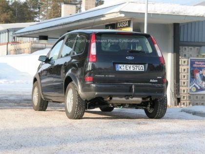 Ford Focus C-Max Cross Country Spy