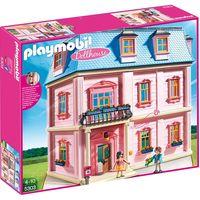 La casa de muñecas romántica de Playmobil está a la venta en Amazon por 99,99€ y envío gratis