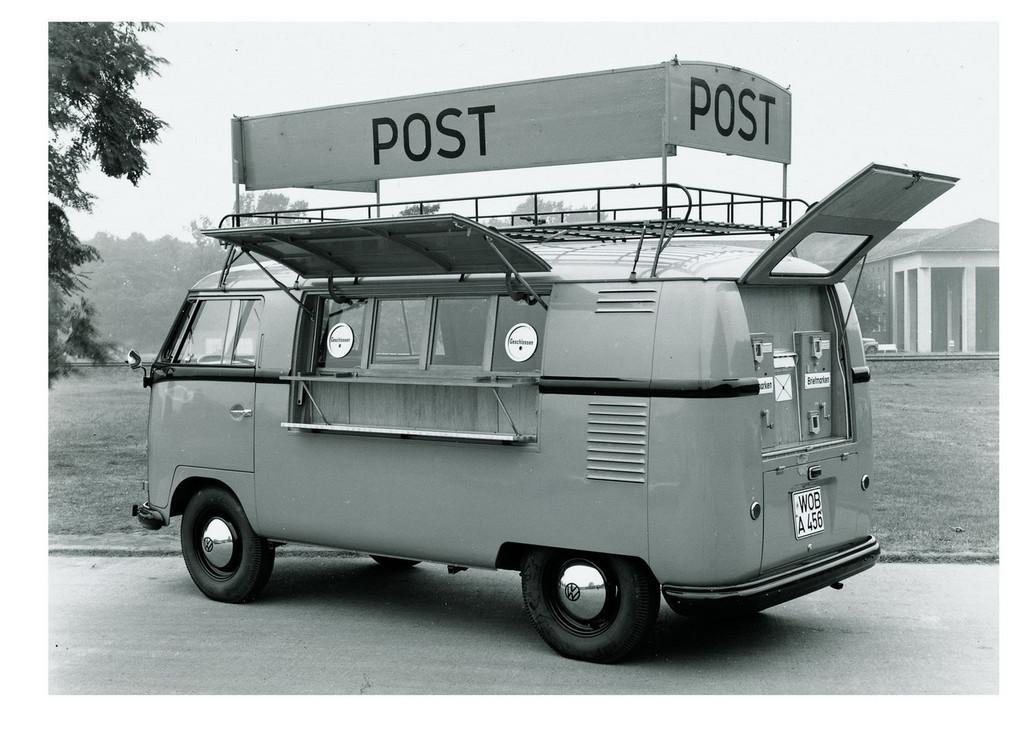 Foto de 60 años del Volkswagen Bully (15/34)