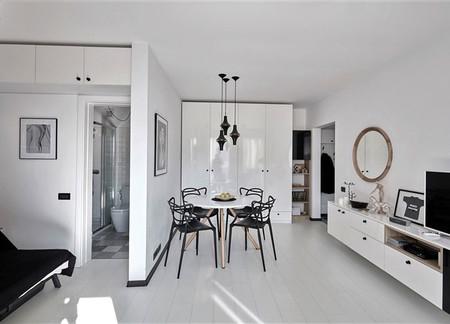 Apartamento Blanco Negro 03