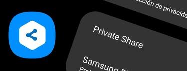 Samsung Private Share, la aplicación con la que compartir archivos de manera privada y segura