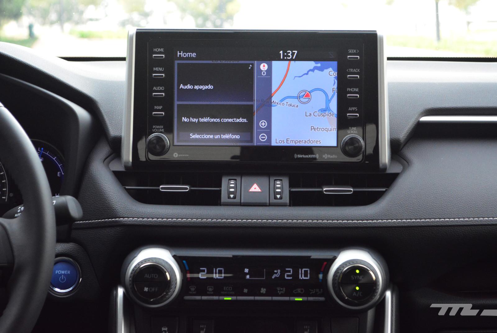 Foto de Toyota RAV4 Hybrid (prueba) (13/21)