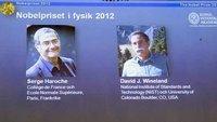Nobel de Física 2012: para el control de las partículas en el mundo cuántico