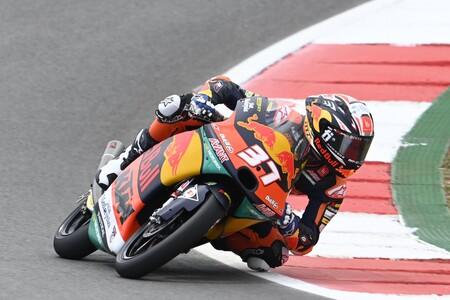 Acosta Portugal Moto3 2021