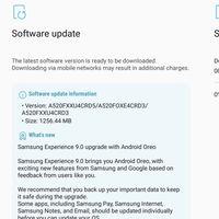 El Galaxy A5 2017 empieza a recibir la actualización a Oreo