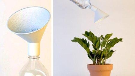 Funnel neck, tapón para regar las plantas