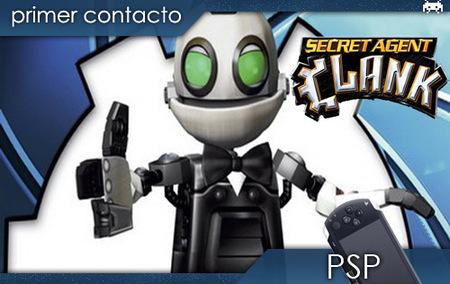 'Clank: Agente Secreto': primer contacto