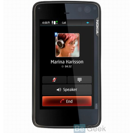 El Nokia N900 aparece en foto oficial mientras que el Nokia N97 Mini lo hace en una completa galería