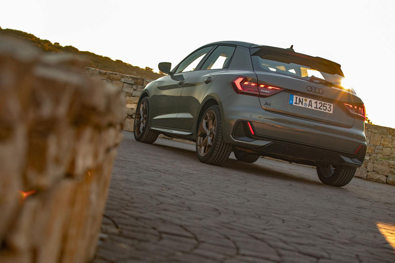 Foto de Audi A1 2018, toma de contacto (23/172)