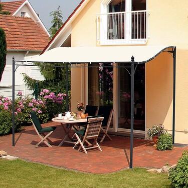 Funcionales y fáciles de instalar: La pérgolas de pared son la solución que buscabas para tener sombra en terrazas y jardines