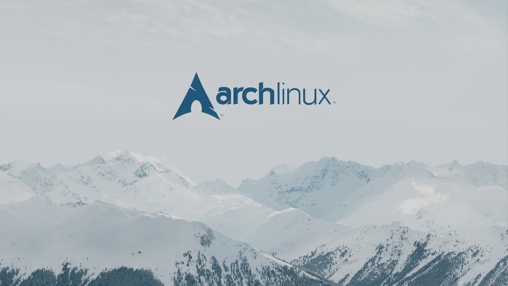 Wallpaper Arch Linux™ By Bruoneightwo Da232j1