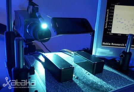 Nokia Hydrophobic Nanocoating