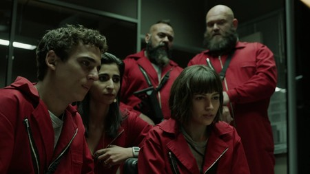 'La casa de papel' vuelve en 2019 con una tercera temporada exclusiva en Netflix
