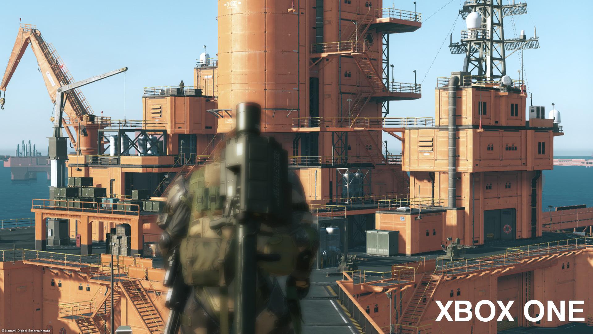 Foto de Metal Gear Solid V: The Phantom Pain (14/24)