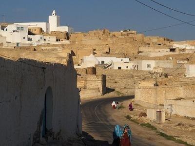 Tamezret: Un laberinto berebere