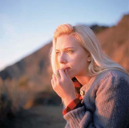 Foto de Scarlett Johansson ahora es vintage (1/5)