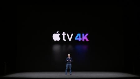 Apple TV 4K: el reproductor para el salón de Apple se pone al día