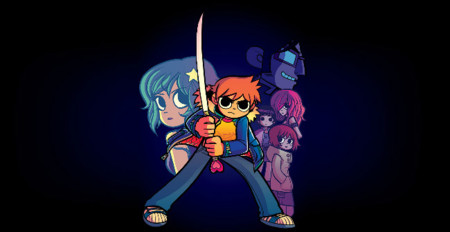 Scott Pilgrim Comic 1