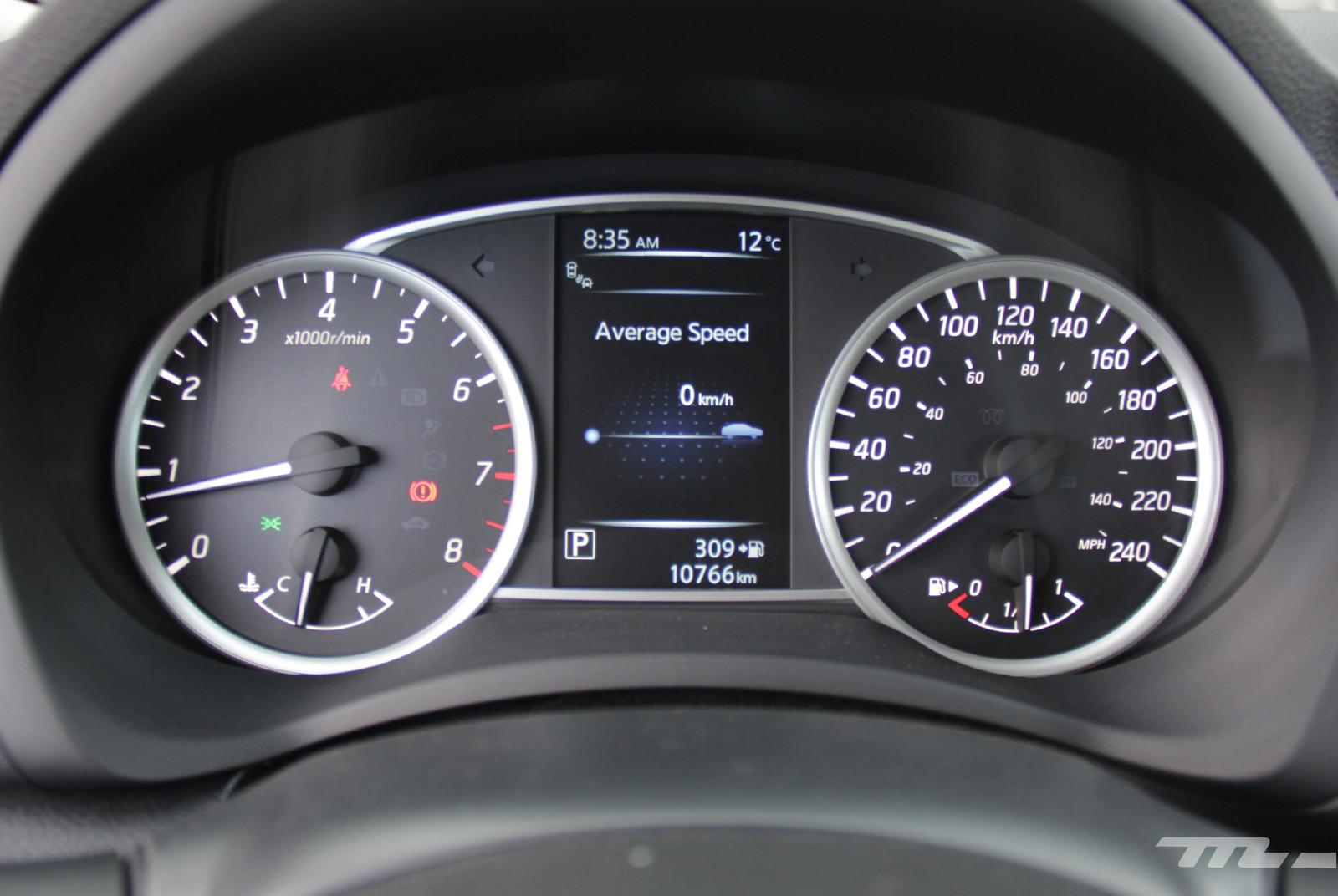 Foto de Comparativa: Mazda3 vs. Nissan Sentra vs. Toyota Corolla vs. Volkswagen Jetta (30/60)