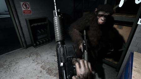 Los simios se pasarán a la realidad virtual en abril con Crisis on the Planet of the Apes VR
