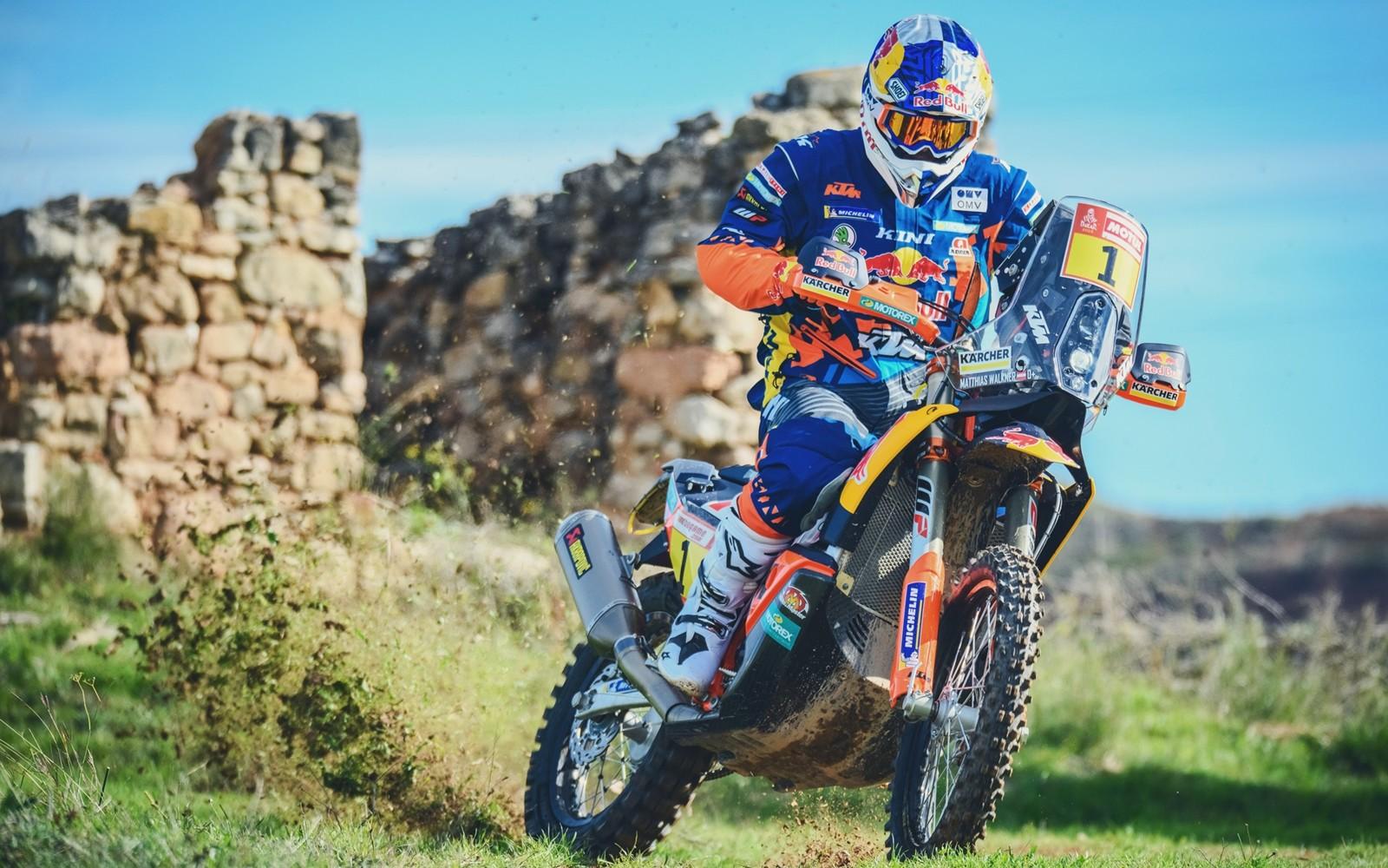 Foto de KTM 450 Rally Dakar 2019 (64/116)