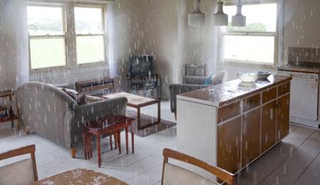 Llueve en casa - 2