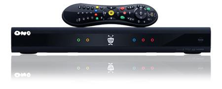 En España podemos disfrutar de TiVo de la mano de ONO