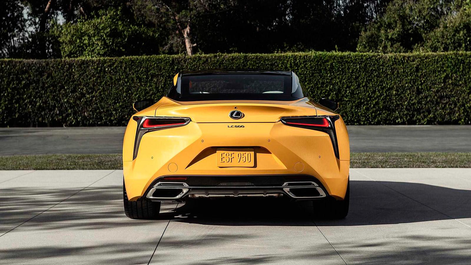 Foto de Lexus LC 500 Inspiration Series (12/14)