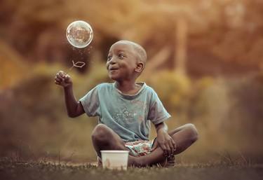 Increíble serie de fotografías sobre infancias felices y despreocupadas