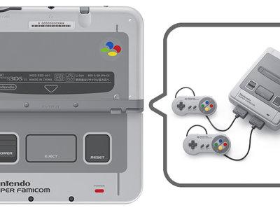 ¡La nueva New Nintendo 3DS XL versión SNES llega a España en octubre! [GC 2017]