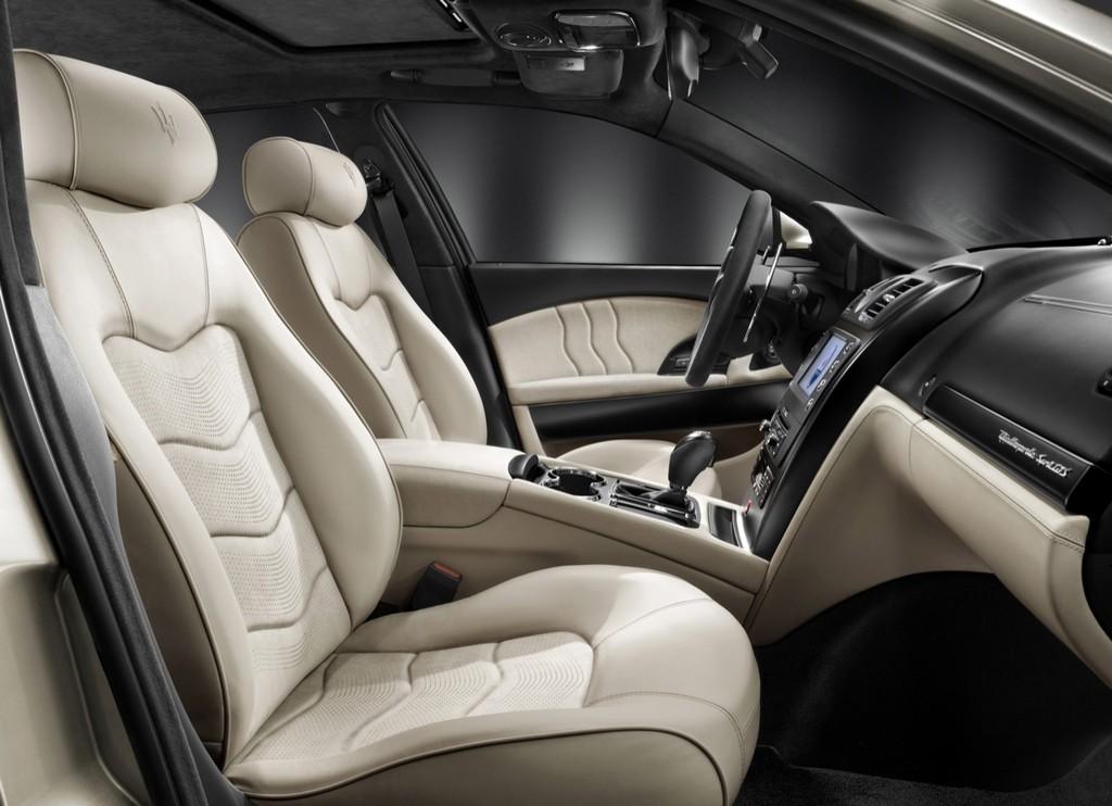 Foto de Maserati Quattroporte Sport GT S Awards Edition (4/6)